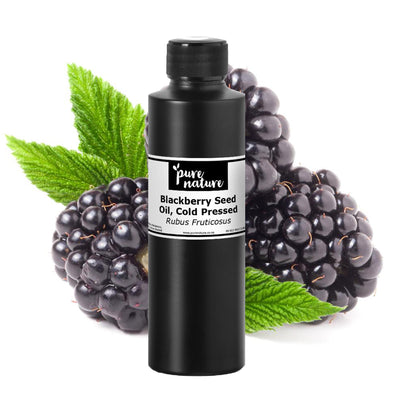 Blackberry Seed Oil - Cold pressed