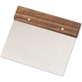 Soap Cutter, Wooden Handle - Straight Blade