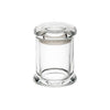 Metro Small - Clear, with Flat Lid