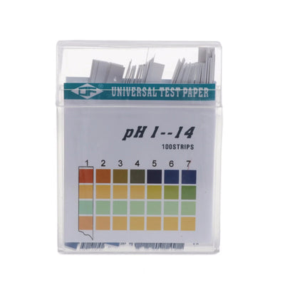 pH Testing Strips 1 -14