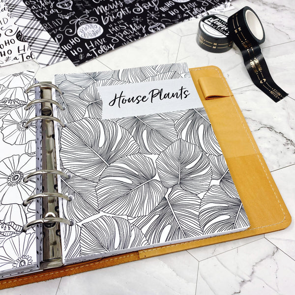 House Plant Planner