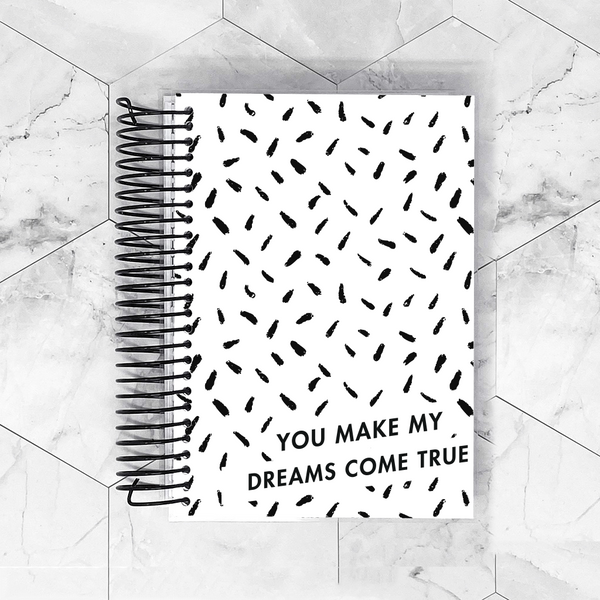 You Make My Dreams Come True Radio Cover for B6, Personal Wide, A6, A5, HP Classic and HP Mini