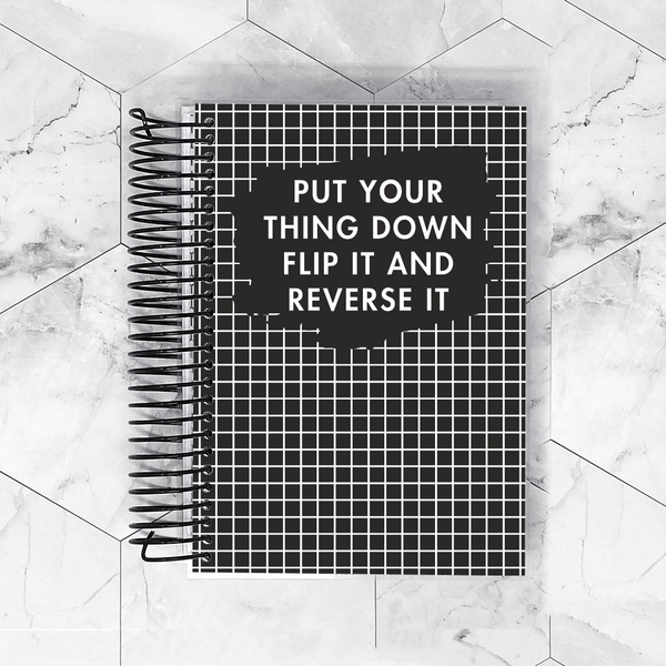 Missy Elliott Planner Cover for B6, Personal Wide, A6, A5, HP Classic and HP Mini
