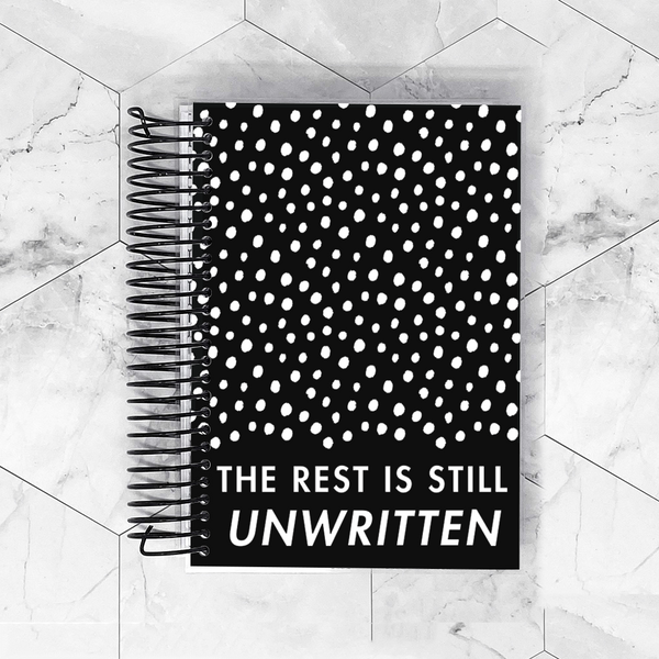 Unwritten Cover for B6, Personal Wide, A6, A5, HP Classic and HP Mini