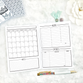Boss Sales Tracker and Budget | Printed