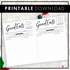 Christmas Recipes | 2020 | Printable