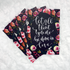 Done in Love Dashboard | Printed