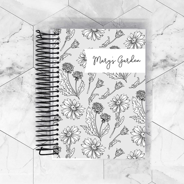 Coiled Garden Planner Bundle | Printed