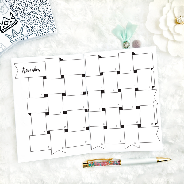 LPA Monthly Planner