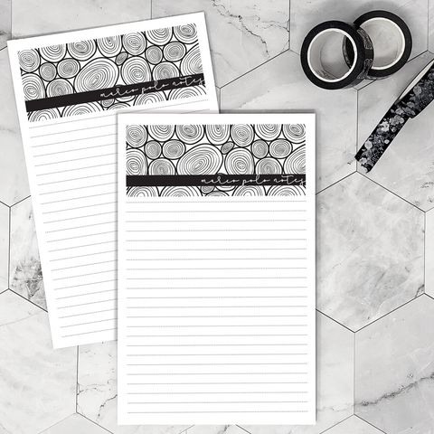 Notepad | Marco Polo Notes | Printed