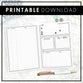 Pen Pal Tracker | Printable