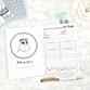 Pet Planner - Dog | Printed
