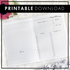 Project Planner | Printable