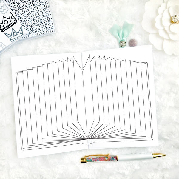 Reading Journal 2.0 | Printable