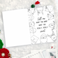 Christmas Coloring Book Vol. 2 | Printed