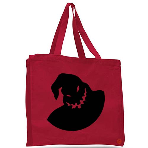 boogie monster tote bag