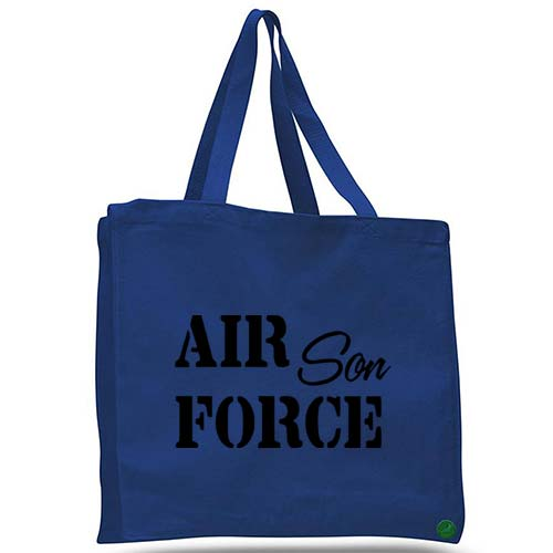 air force son tote bag