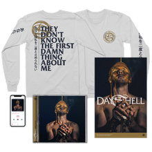 Dayshell Pre Order Package 3