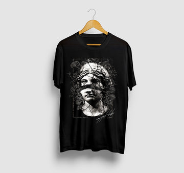 Crystal Lake Statue Tee
