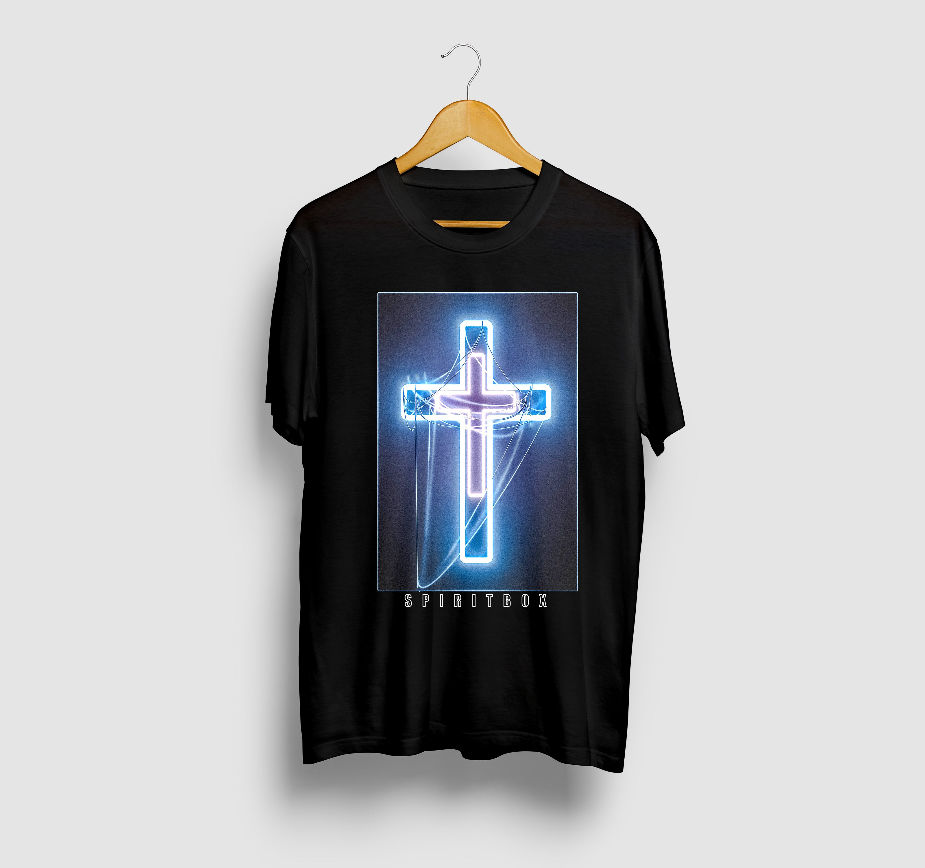 Spiritbox Electric Cross Tee