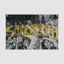 PRE ORDER Sharptooth Live Photo Flag