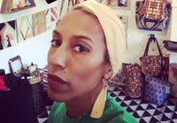Anat Fritz One of a Kind Leather Turbans