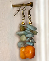 Citrine Drop Earring by NOA