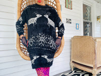 Xuly Bët Reindeer Games Sweater Dress