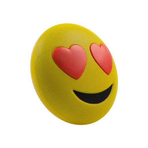 Bocina Bluetooth Portatil Emoji Recargable Emoticon Amor