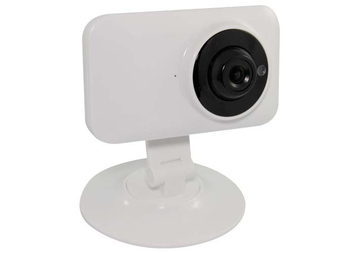 Camara Vigilancia Wifi Monitoreo Dia Y Noche Audio Y Video