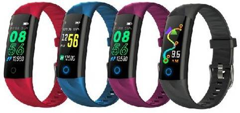Smart Band S5 contra Agua