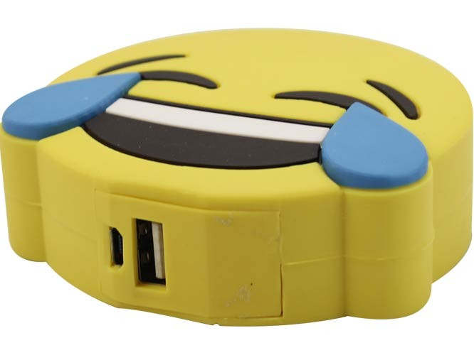 Cargador Portatil | Power Bank emoji Risa
