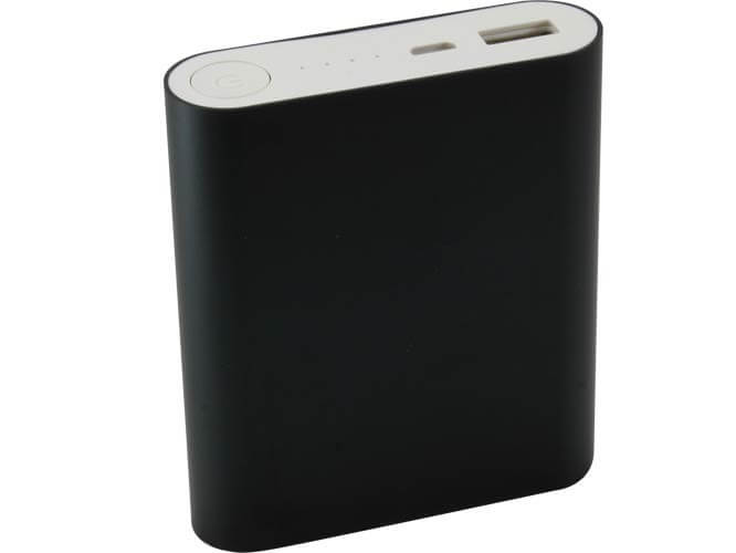 Power Bank 16,800mAh Metalico Cargador Portatil