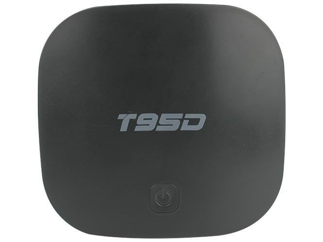 TV BOX T95D con Android 7.1.2 HD WIFI