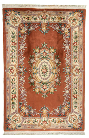 Chinese Hand-Made Wool Rug - Tabak Rugs