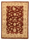 Pakistani Chobi Hand-Made Wool Rug - Tabak Rugs