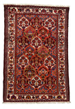 Persian Hand-Made Wool Rug - Tabak Rugs