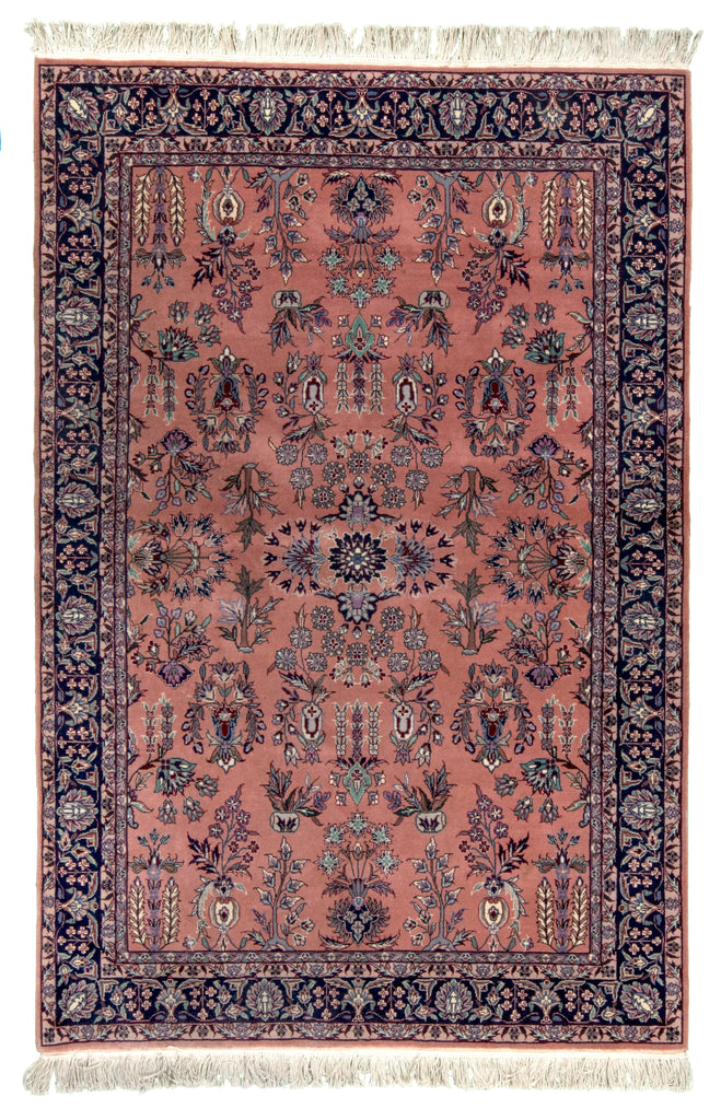 Chinese Tabriz Design Hand-Made Wool Rug - Tabak Rugs