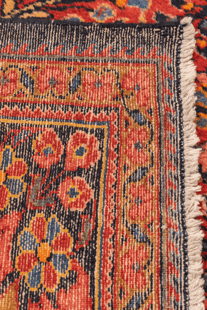 Persian Lillihan Hand-Made Wool Rug - Tabak Rugs
