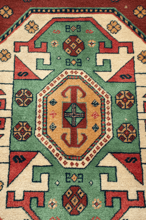 Armenian Kazak Hand-Made Wool Rug - Tabak Rugs