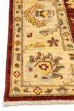 Pakistani Peshawar Hand-Made Wool Rug - Tabak Rugs