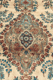 Persian Kerman Hand-Made Wool Rug - Tabak Rugs