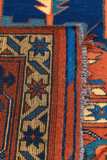 Turkish Kazak Hand-Made Wool Rug - Tabak Rugs