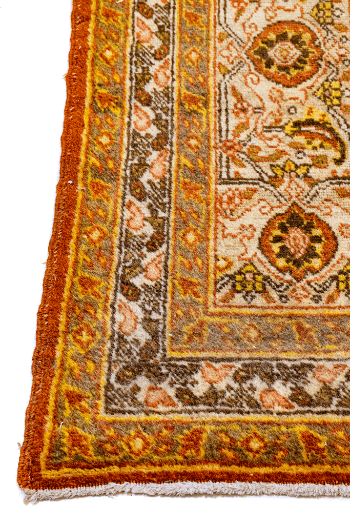 Persian Antique Tabriz Hand-Made Wool Rug - Tabak Rugs