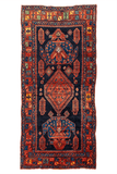 Persian Hamadan Hand-Made Wool Rug
