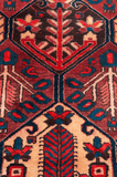 Persian Hamadan Hand-Made Wool Rug - Tabak Rugs