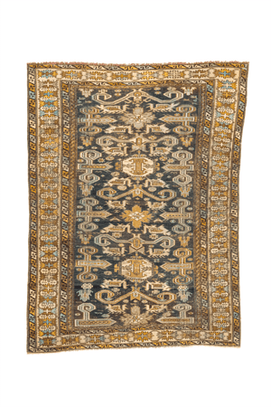 Antique Perepedil Hand-Made Rug - Tabak Rugs