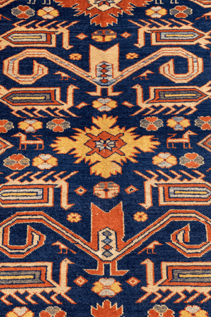 Armenian Perepedil Hand-Made Wool Rug - Tabak Rugs