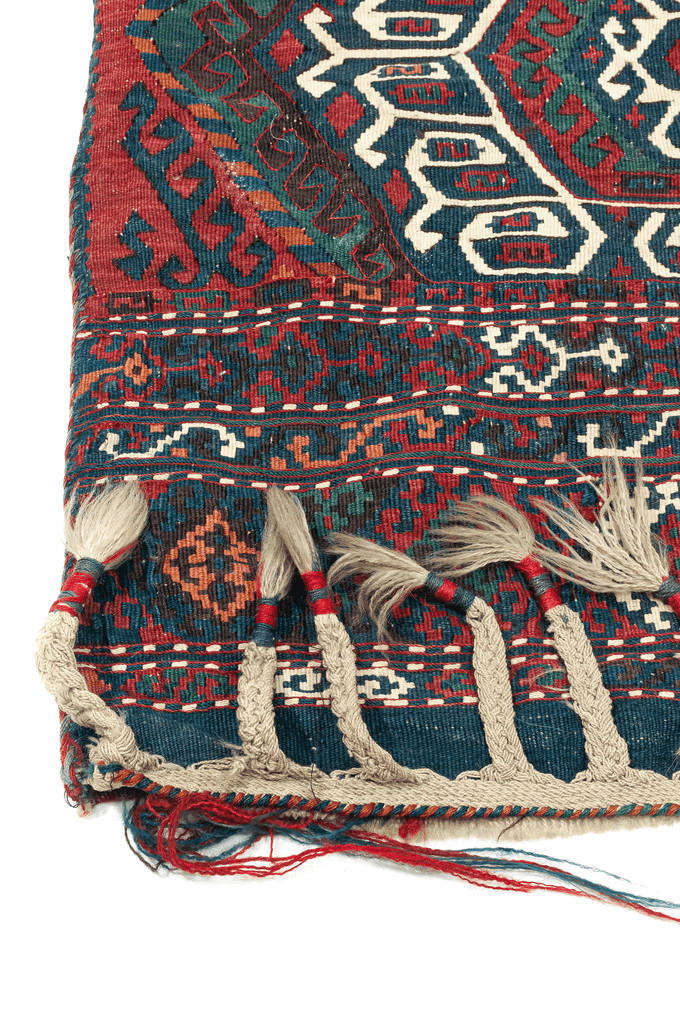 Afghani Collection Pillows Hand-Made Wool - Tabak Rugs