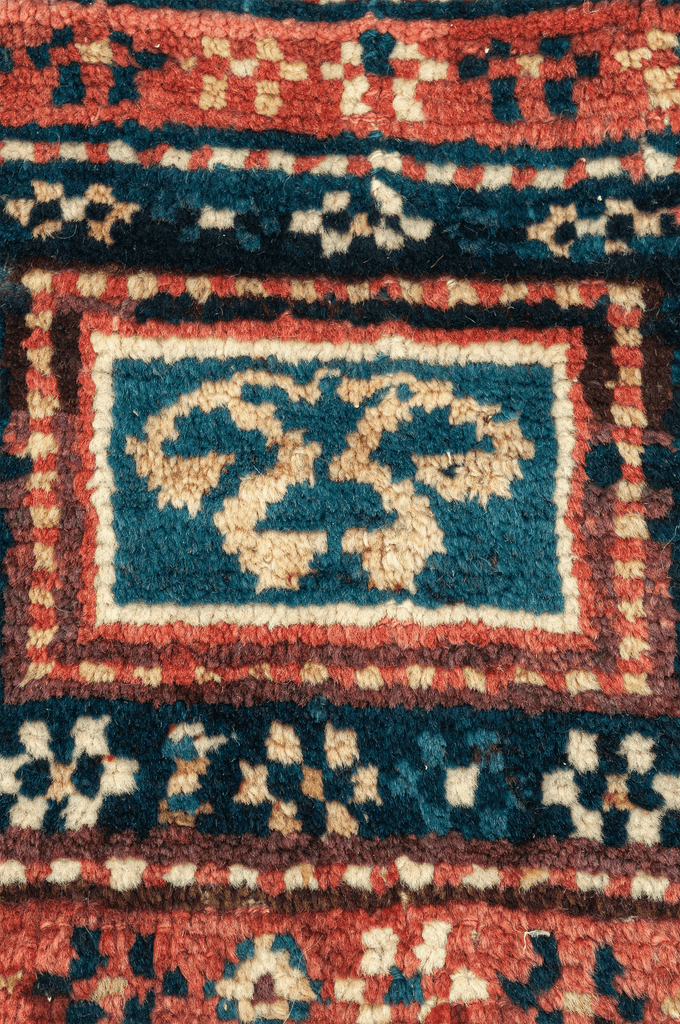 Saltbag Hand-Made Wool Rug - Tabak Rugs